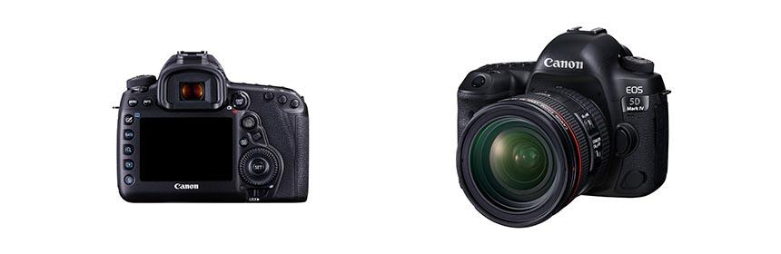canon eos 5d mark iv das vollformat monster alle details spiegelreflexkamera. Black Bedroom Furniture Sets. Home Design Ideas