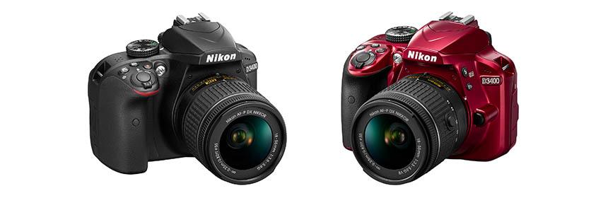 Nikon D3400 DSLR Spiegelreflexkamera-tests.net
