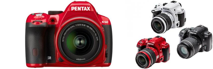 In Farbe und Bunt – Pentax K 50 SLR