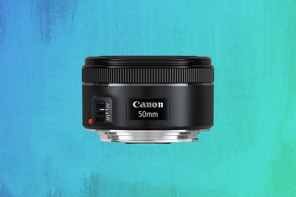 Canon EF 50mm 1.8 STM Test