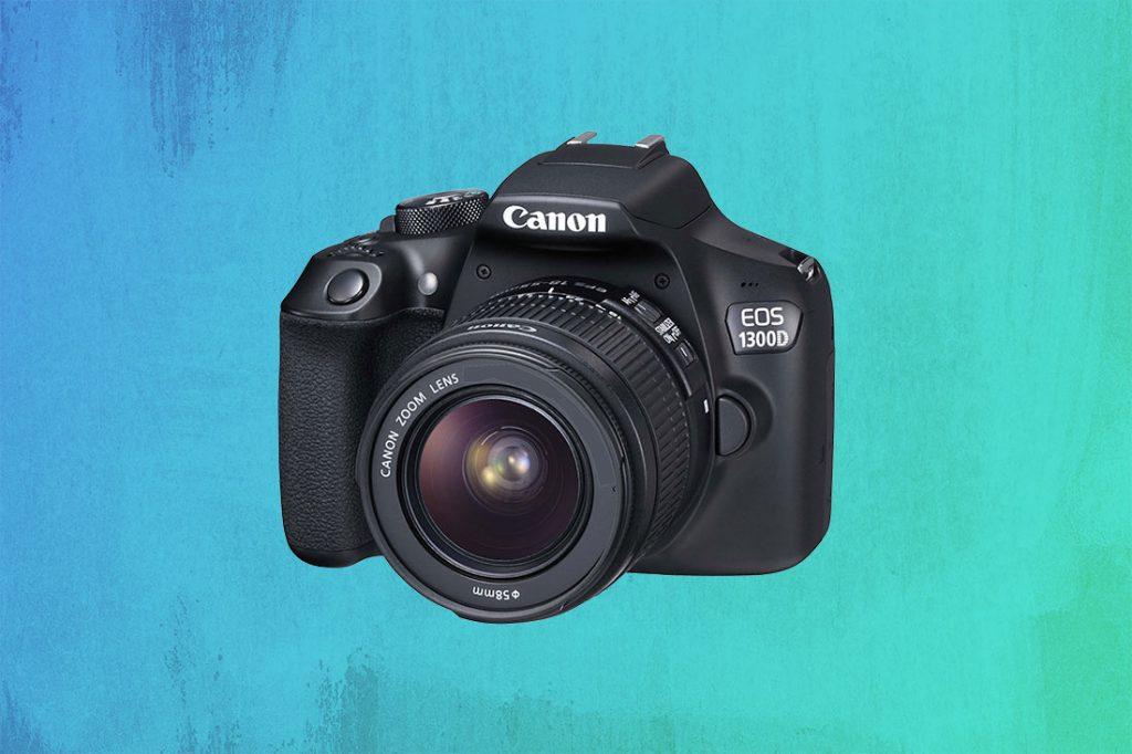 Canon EOS 1300D im Test