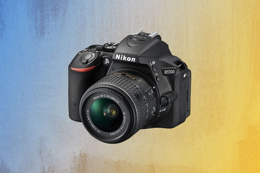 Nikon D5500 test