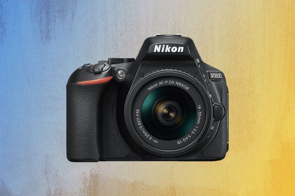 Nikon D5600 DSLR