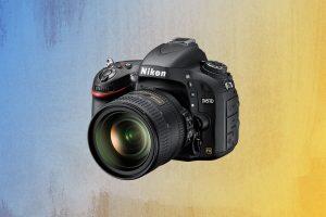 Nikon D610 DSLR