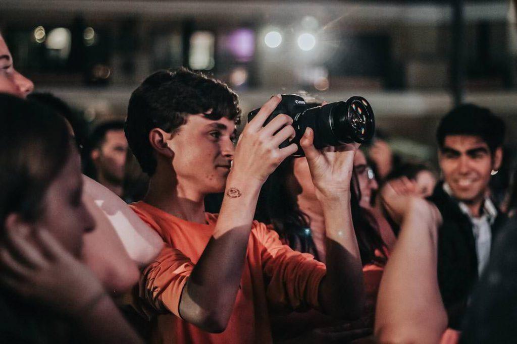 party fotograf ausruestung bezahlung