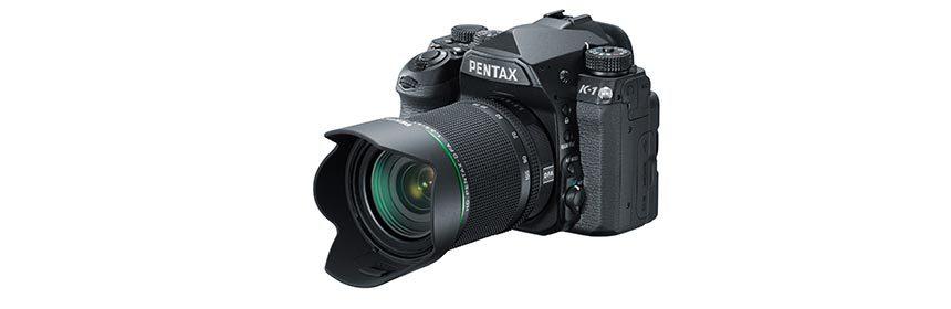 Pentax K-1 Test