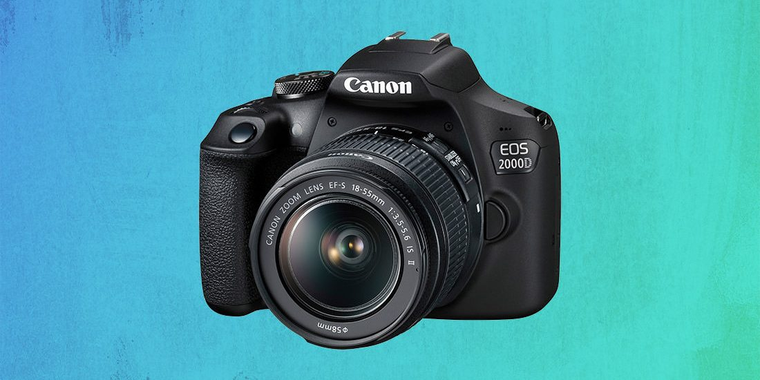 Canon EOS 2000D Review – The Perfect Entry-Level DSLR?