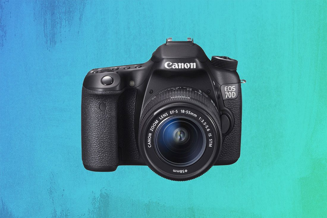 Canon EOS 70D Test