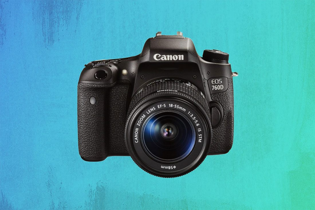 Canon EOS 760D im Test
